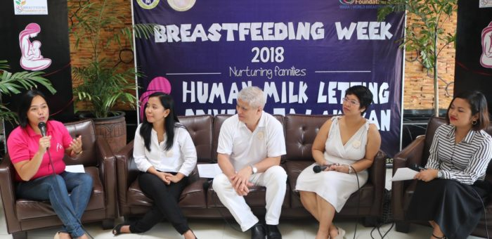 Breastfeeding Nurturing Families